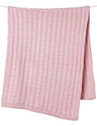 Toshi Organic Blanket Marley