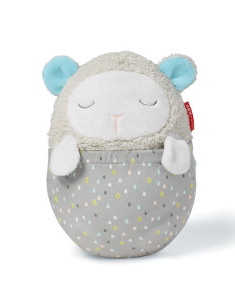 Lamb Moonlight & Melodies Hug Me Projection Soother