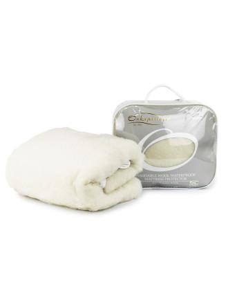 Australian Wool Mattress Protector