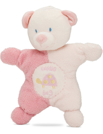 Comfort Cuddly with Rattle