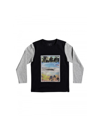 Place To Be L/S Tee Boy (Boys 2-7 Years)