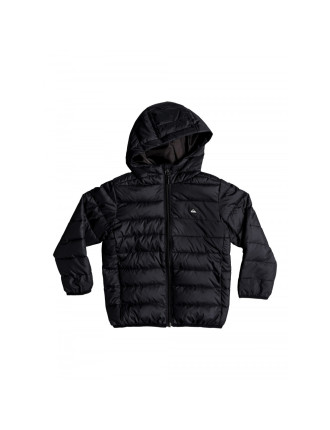 Scaly Boy Hooded Down Jacket (Boys 2-7 Years)