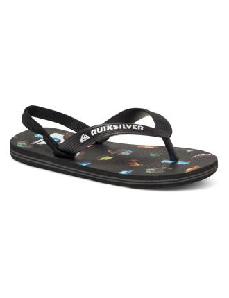 Molokai Quik Cars Sandal