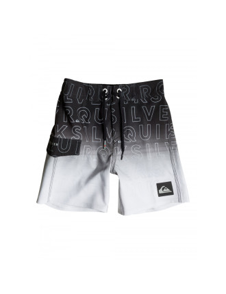 Division Word Boy Boardshort