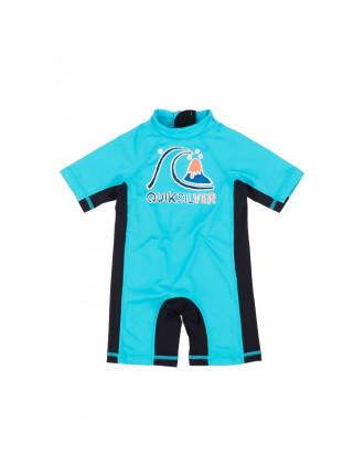 Bubble Spring Kids Wet Suit