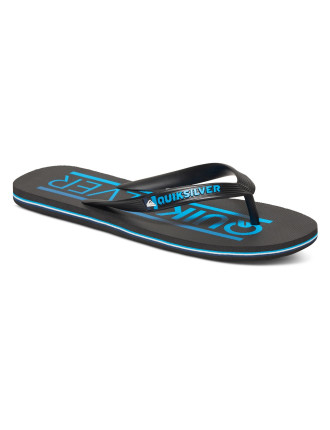 Molokai Word Mark Youth Sandals