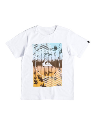 SS Mirror Tee Youth