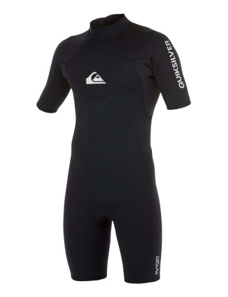 2/2 Syncro Base Springsuit Boy Back Zip