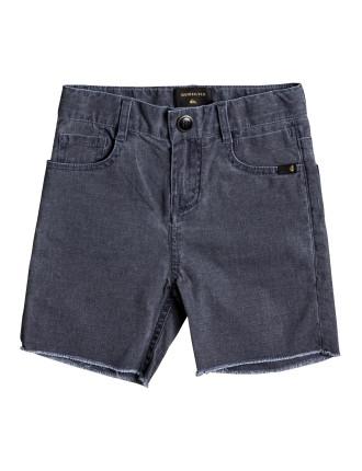 Yamba Laba AW Shorts (Boys 2-7 Yrs)