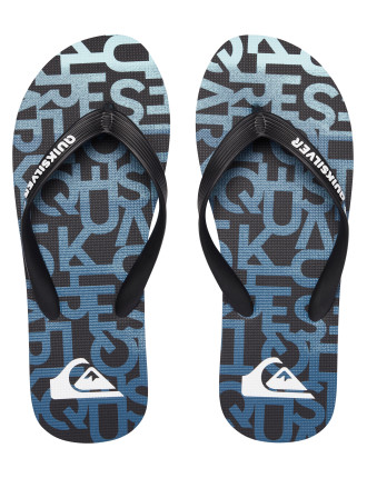 Molokai Random Thongs (Boys 3-7 Yrs)