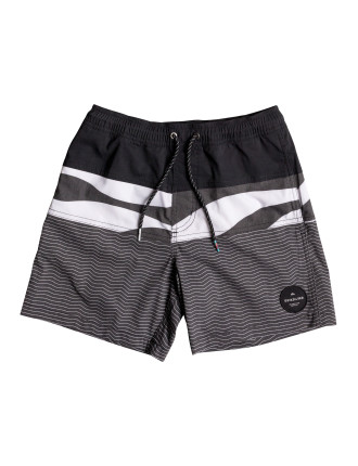 Heatwave Blocked Volley Youth 14nb Swimshort