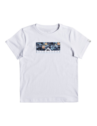 Jungle Junior Boy Tee (Boys 2-7 Yrs)