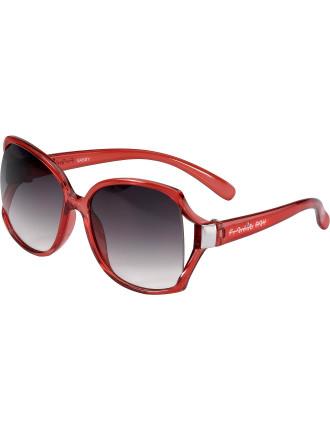 Sassy Vintage Crystal Sunglasses  - Toddler 1-3yrs
