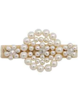 Pearl Deco Hairclip