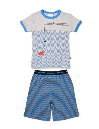 Boys Fishing Pjs