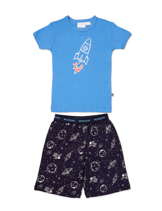 Boys Rocket Pjs