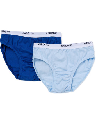 Boys 2pk Undies - Everyday