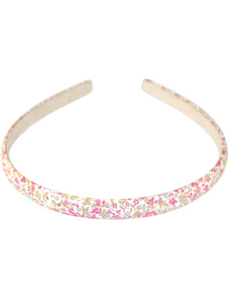 Liberty Of London Katie & Millie Suede Lined Alice Band