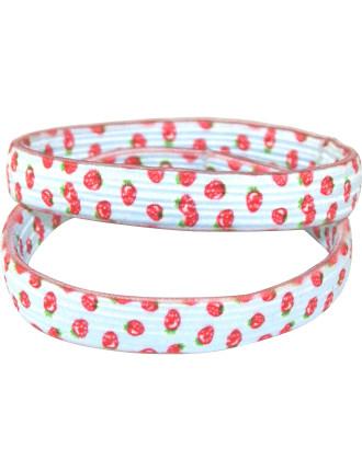 Strawberry Fields Elastics