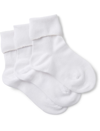 Delight Sock Pack of Three
