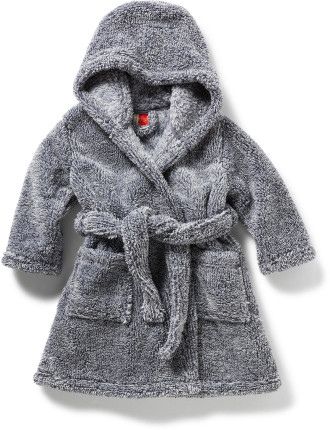 Boys Plush Robe