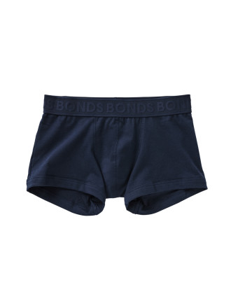 Boys New Era Fit Trunk Pln 1pk