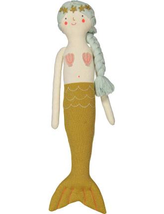 Knitted Mermaid