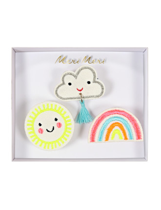 RAINBOW BROOCHE