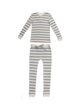 Boys Soft Stripe PJ