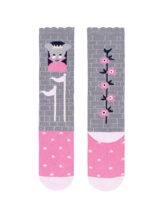 Princess Mouse socks