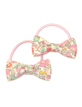 LIBERTY Betsy Ann Bow Ponytails.