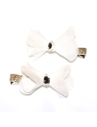 Butterfly Clips.