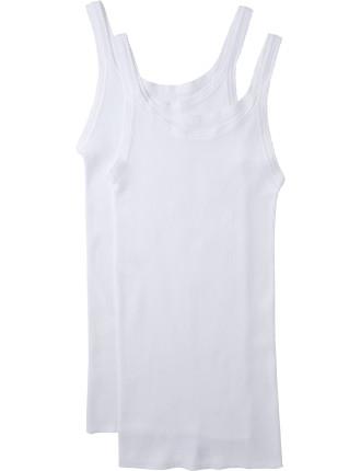 Teena Vest Pack of Two