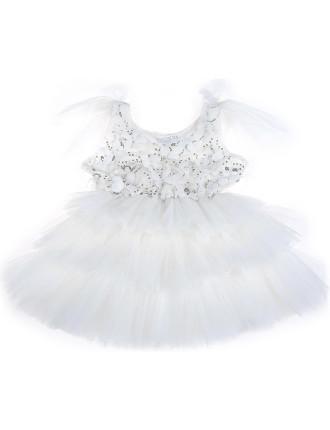 Sparkle Butterfly Dress