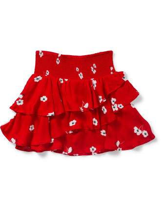 TILLY TIERED SKIRT(8-16)