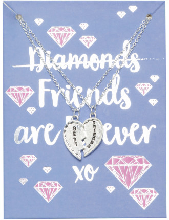 FRIENDS ARE FOREVER CARD
