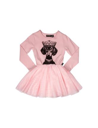 Queenie Circus Dress (Girls 3-8 Years)