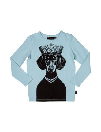 Queenie L/S T-Shirt (Girls 3-8 Years)