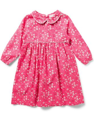 Lily of the Valley Dress  (Girls 8-14 Years)