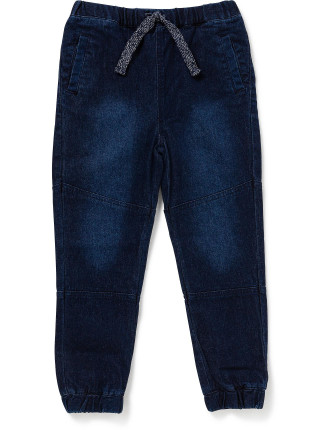 Relaxed Denim Pant