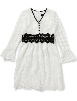 Zephyr Lace Dress