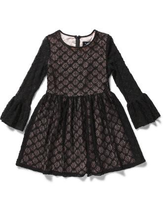 Betty Lace Dress