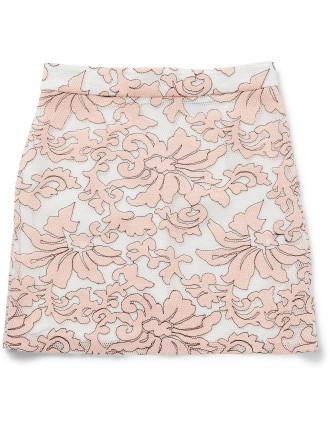 Vienna Mesh Skirt