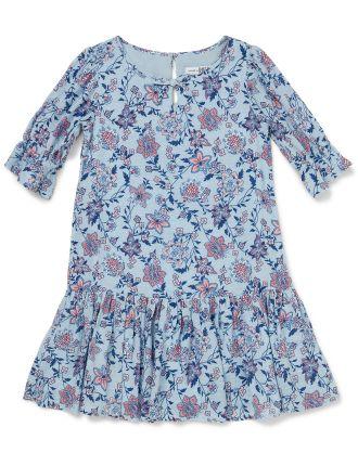 Pop Print Dress