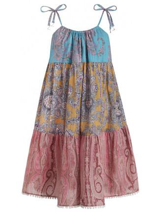 Realm Smock Dress