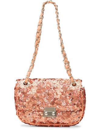 Koko Sequin Sling Bag