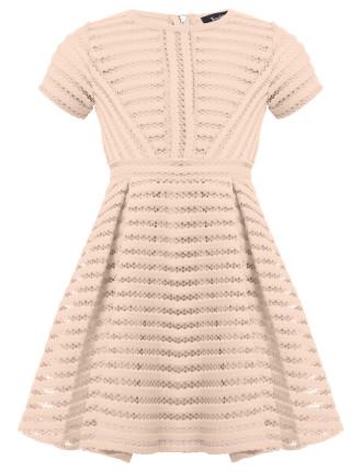 Nouveau Vertical Limits Dress