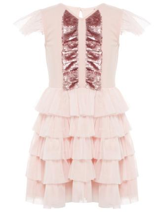 Ebony Tutu Dress