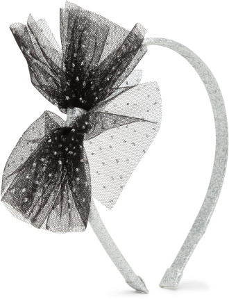 Sparkle Fairy Bow Headband