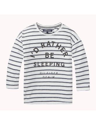 Dg Thdw Cn T-Shirt L/S 24